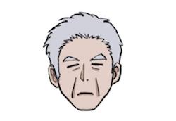 ユウタのじーちゃん